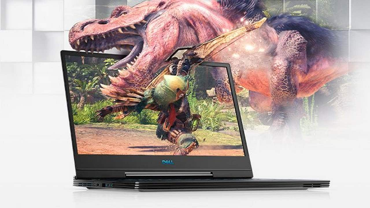 Dell G7 15 gaming laptop with 10th Gen Intel Core chipsets launched in India at starting price of Rs 1,61,990