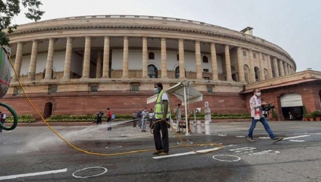 Parliament Updates: LS adjourned till 3 pm tomorrow;..ucing MPs salaries, amended Essential Commodities Bill - Firstpost