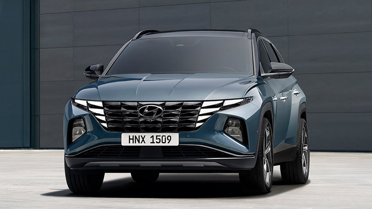 Neugestaltung 2021 Hyundai Tucson