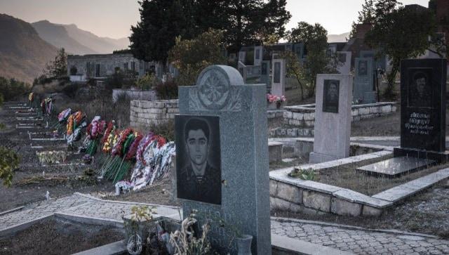 Death and despair in Nagorno-Karbakh: Armenia and Azerbaijan's brutal war leaves region ravaged