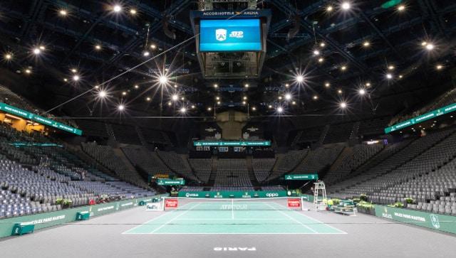 Le Paris Masters se déroulera comme prévu sans fans, confirment les organisateurs alors que la France entame un deuxième verrouillage