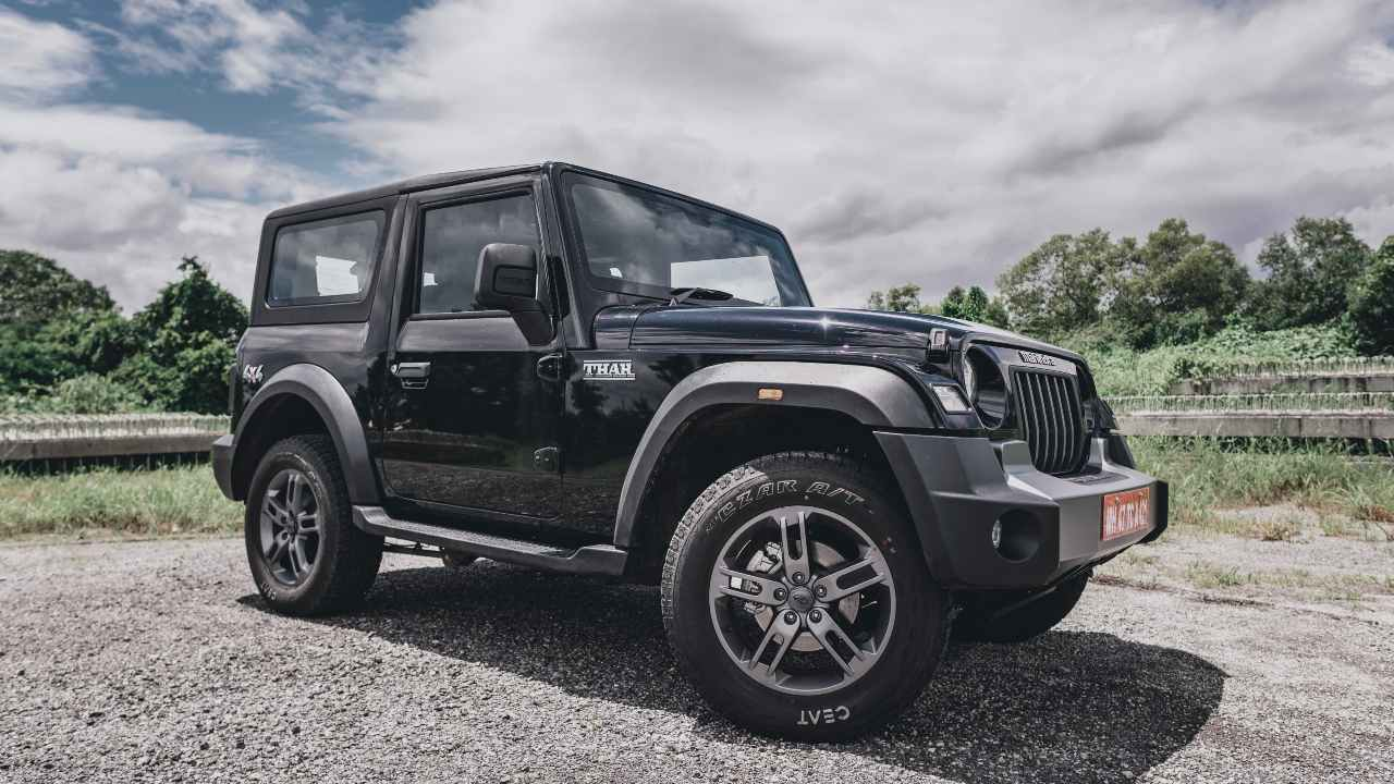 The 2020 Mahindra Thar could be your only car- Technology News, Gadgetclock