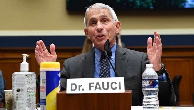 Covaxin found to neutralise '617 variant' of COVID-19, says Anthony Fauci