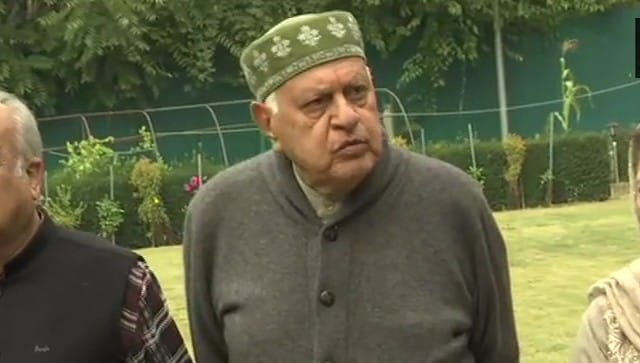 Gupkar alliance condemns 'blockade' outside Farooq Abdullah's home; says it's 'new low' in curtailment of rights