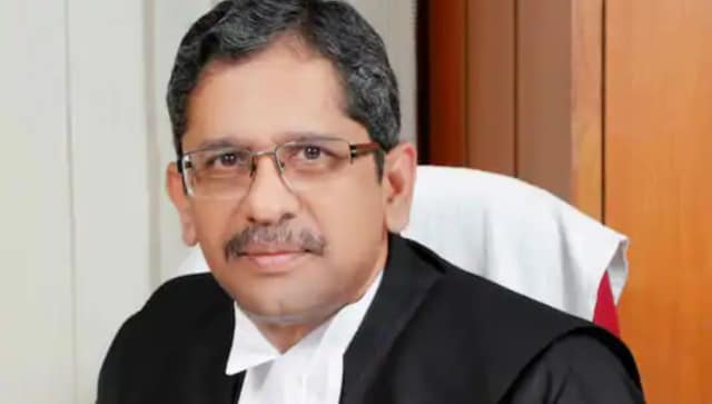 Judges should be steadfast, able to withstand all pressures, says Supreme Court's Justice NV Ramana