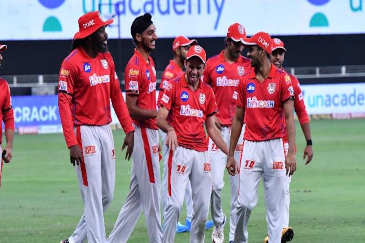 KXIP team IPL 2020