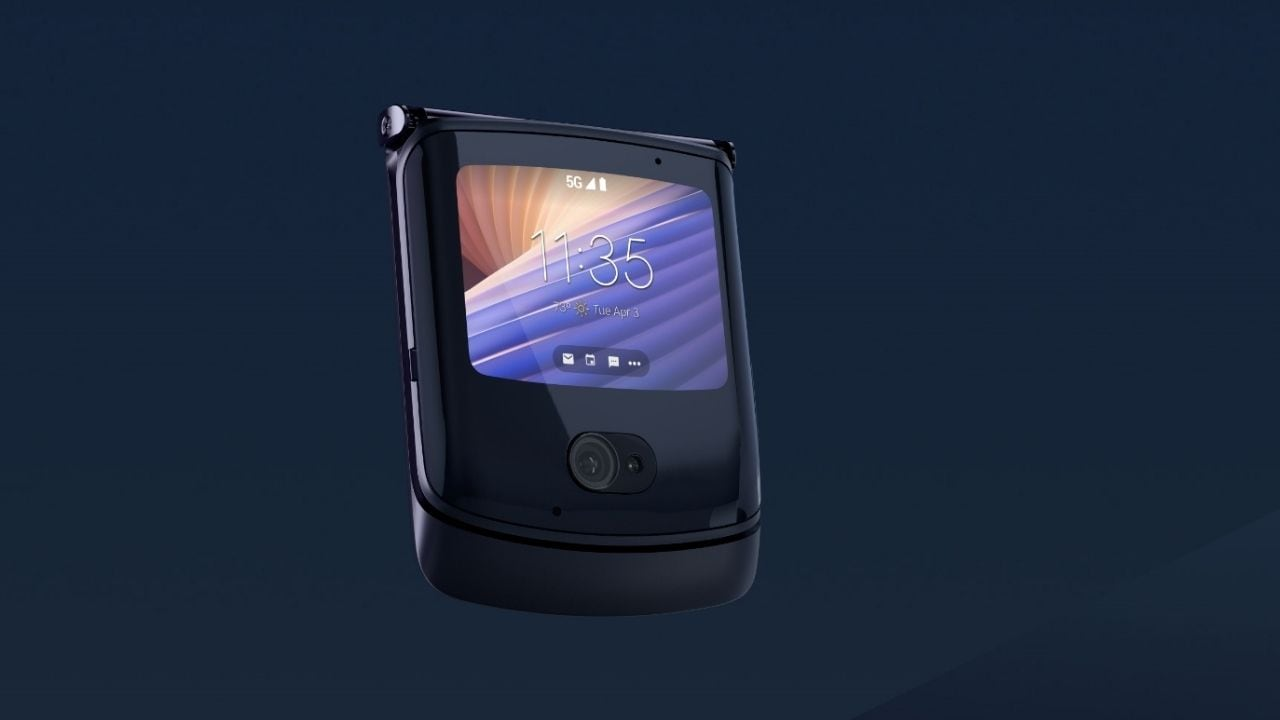 Moto Razr 5G flip phone with 48 MP rear camera to launch in India on 5 October