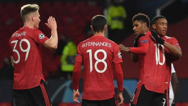 Champions League: Marcus Rashford hat-trick inspires Manchester United to 5-0 win over RB Leipzig; Barcelona beat Juventus - Sports News , Firstpost