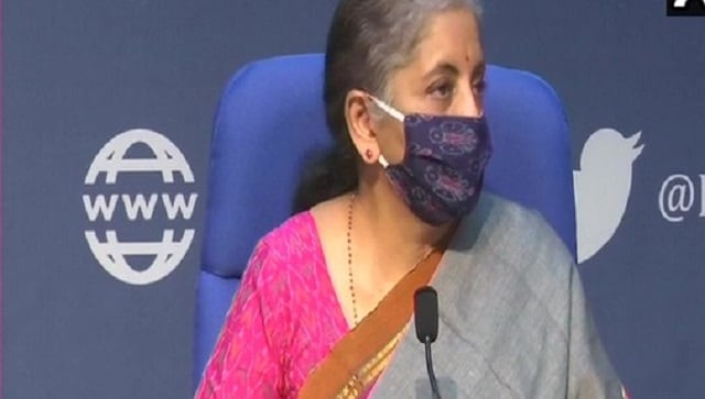 FM Nirmala Sitharaman Press Conference LIVE Updates: FM to address media at shortly