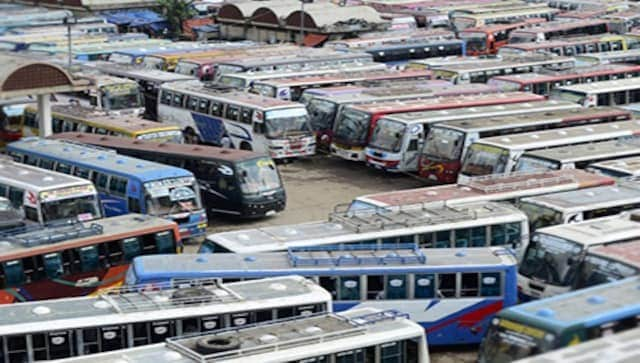 Karnataka: Bus services hit as RTC workers begin indefinite strike over wage-related demands