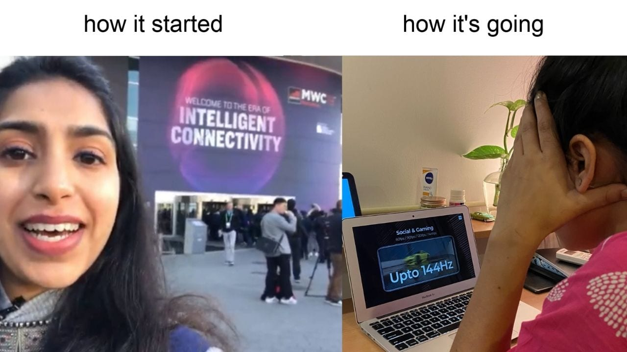 As a tech journalist, my life is a meme right now