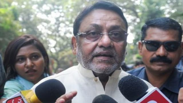 'BJP and NCP like two ends of river', Nawab Malik's clarification on speculations over Modi-Pawar meet
