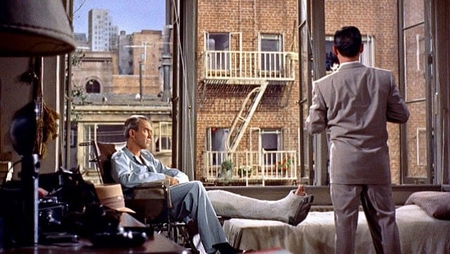 The Lives of Others: Watching Rear Window, Alfred Hitchcock's 1954 murder mystery, in a post-COVID world - Art-and-culture News , Firstpost
