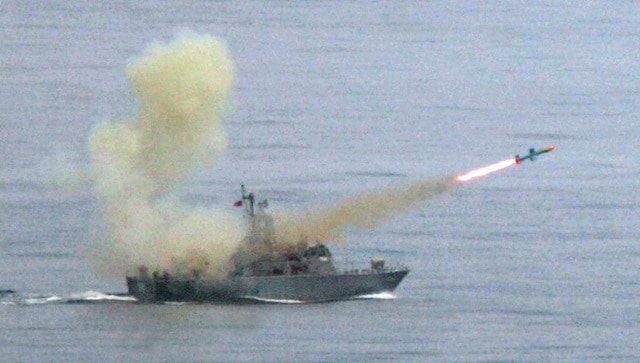 Donald Trump administration announces plans for $2.37 billion sale of Harpoon missile systems to Taiwan