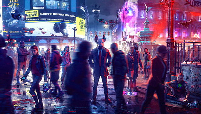 Watch Dogs: Legion first impressions   Believe the hype, it's worth a butcher's at the very least