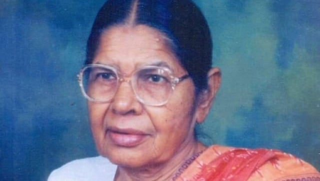 Haryana's first woman MP and former Puducherry Lt Governor Chandrawati passes away at 92