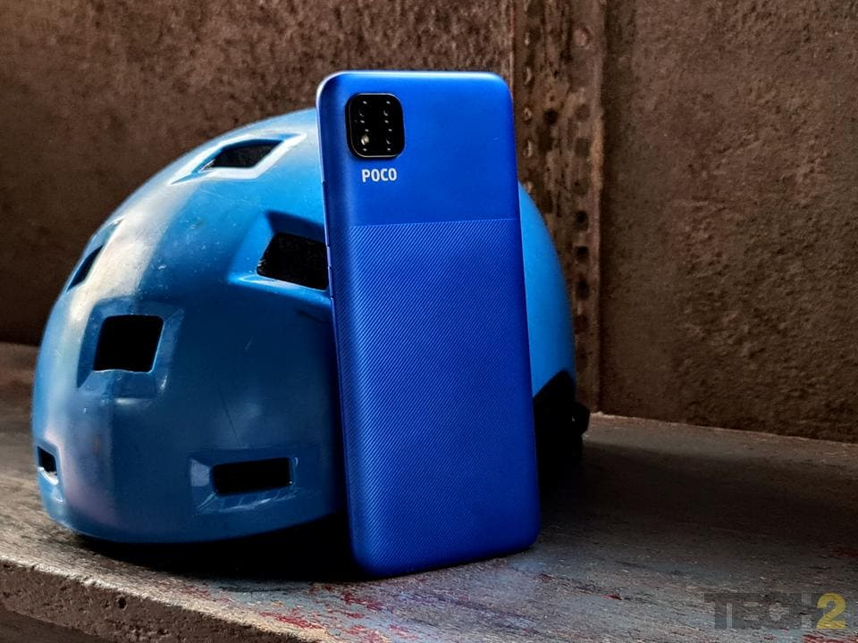 Poco C3 review: Gets the job done