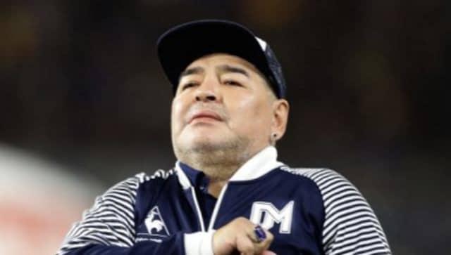 Diego Maradona's nurse tells prosecutors he was following orders 'not to disturb' former footballer