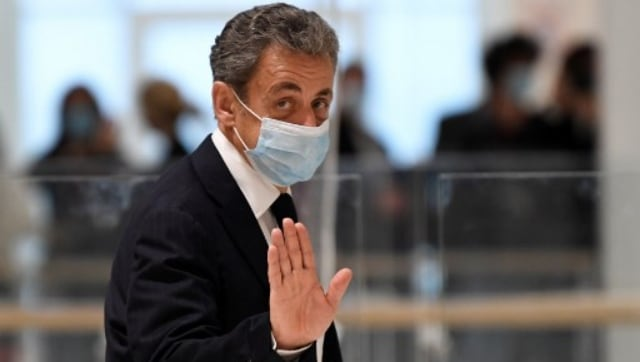 Former French president Nicolas Sarkozy goes on trial in corruption case -  World News , Firstpost