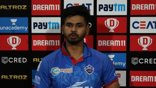 IPL 2021: DC captain Shreyas Iyer lands in UAE alone, team to join him at end of month - Firstcricket News, Firstpost