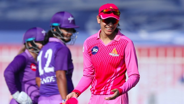 Women's T20 Challenge 2020: Trailblazers skipper Smriti Mandhana says plan  to attack stumps paid off in lopsided win over Velocity - Firstcricket  News, Firstpost