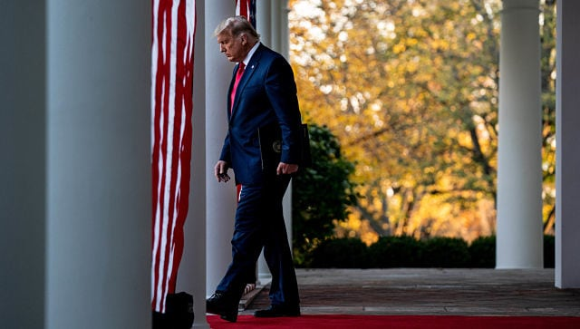 'Loser': A look at how lifelong fear bookended Donald Trump's presidency - World News , Firstpost
