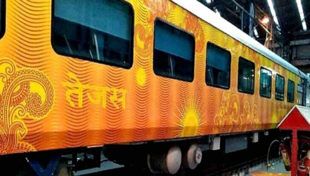 Less than a month after resuming services, IRCTC cancels Tejas Express trains over low occupancy