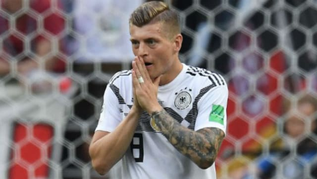Euro 2020: Germany still waiting for Toni Kroos after midfielder's coronavirus infection