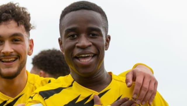 Bundesliga awaits debut of Borussia Dortmund teenager Youssoufa Moukoko - Sports News , Firstpost
