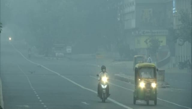 Delhi pollution: Over 70 lakh litres of water sprinkled at 13 spots in one month to curb dust