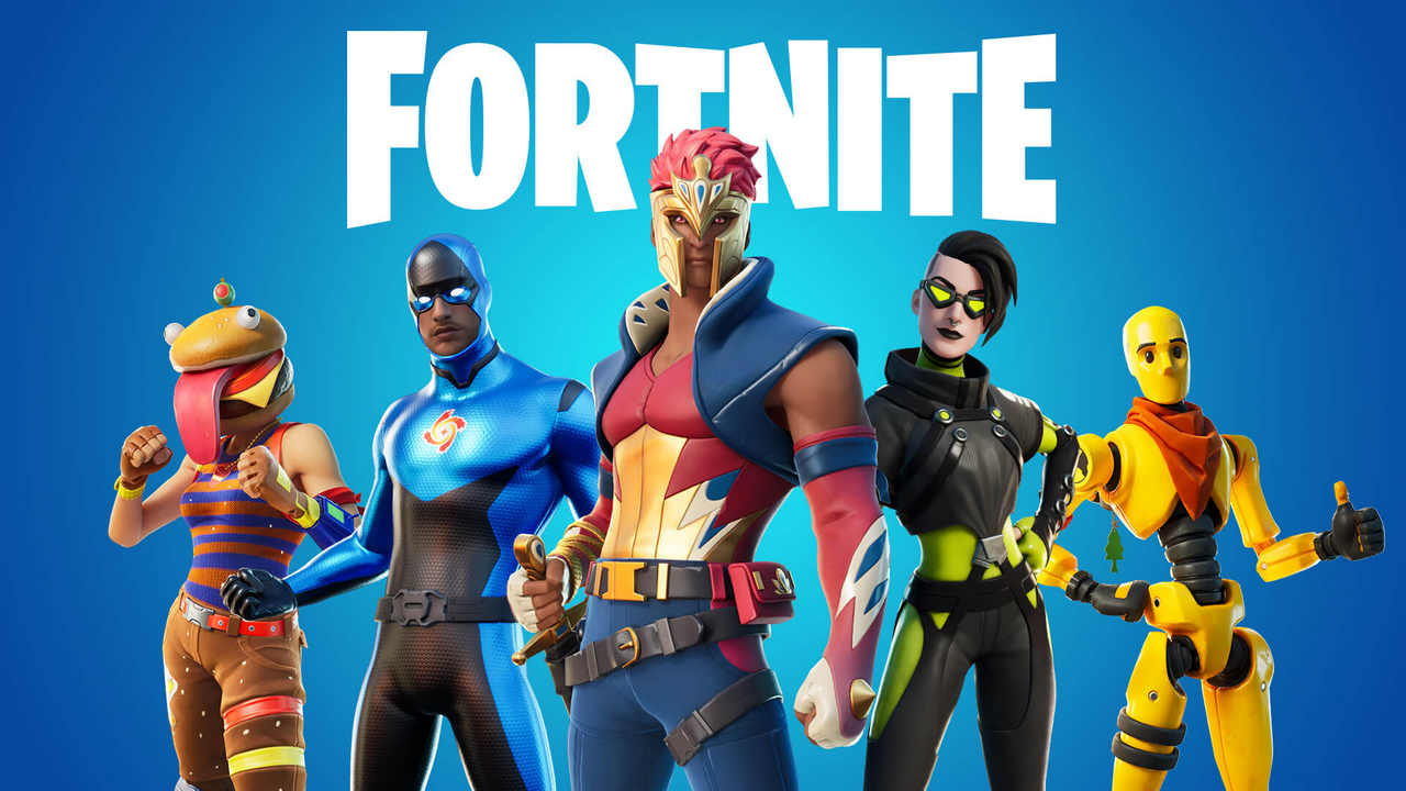 Fortnite will arrive on Xbox Series X, Series S and PlayStation 5 on 10 November