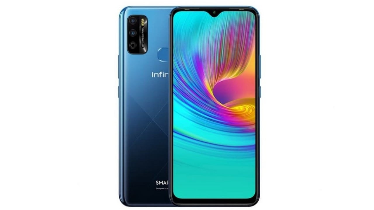 Infinix Smart 4 with a 6,000 mAh battery launched in India at price of Rs 6,999- Technology News, Gadgetclock