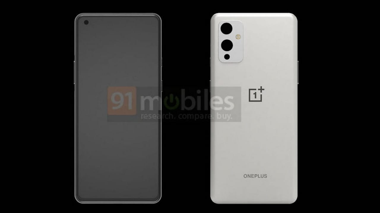 OnePlus 9 rear camera leaked images hint at 48 MP primary and 48 MP ultrawide sensors