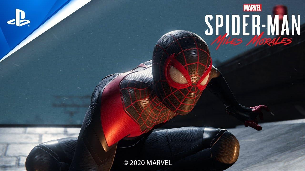 Marvel's Spider-Man: Miles Morales will come with suit from Into the Spider-Verse movie