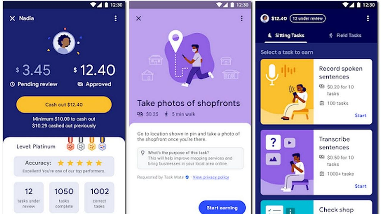Google is now testing Task Mate app in India that will allow users to earn money by finishing simple tasks