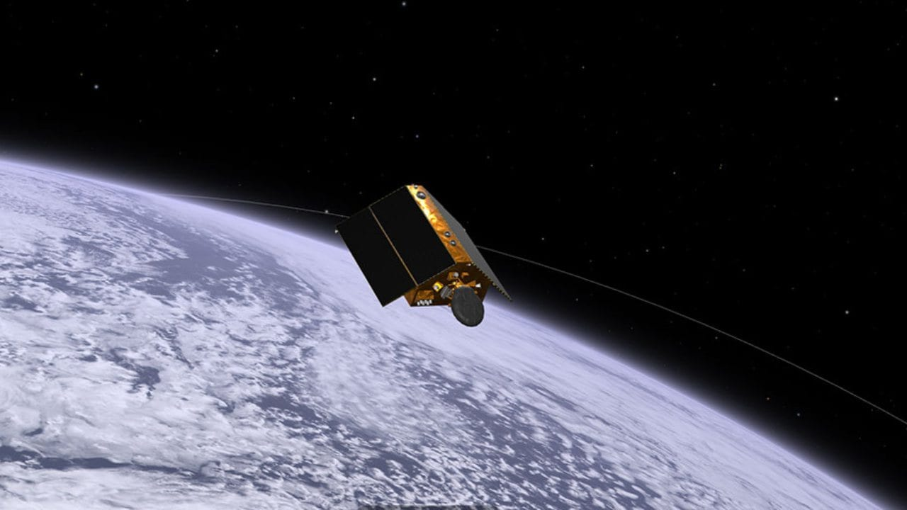 NASA-ESA Sentinel-6 Michael Freilich satellite sends back first sea level measurements