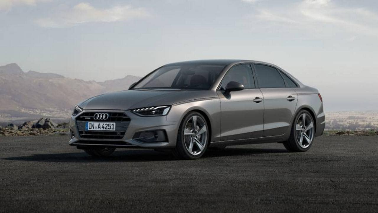 Audi A4 facelift with refreshed design to launch in India on 5 January