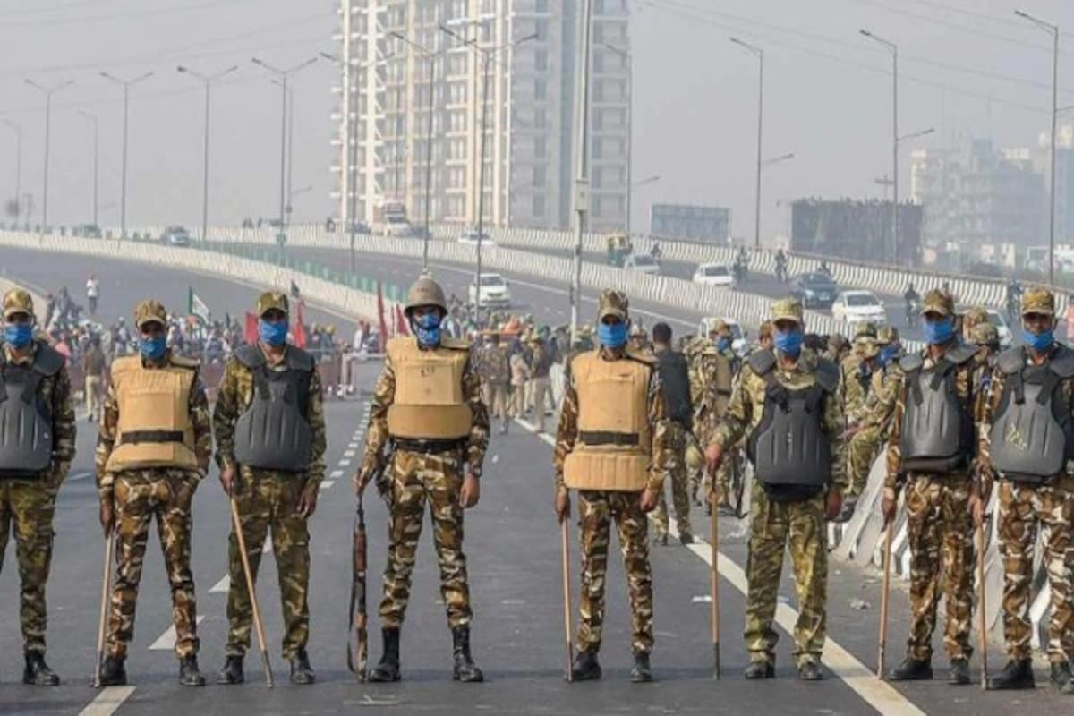 Protesting farmers call for Bharat Bandh on 8 December; Delhi Police  advises alternative routes for commuters - India News , Firstpost
