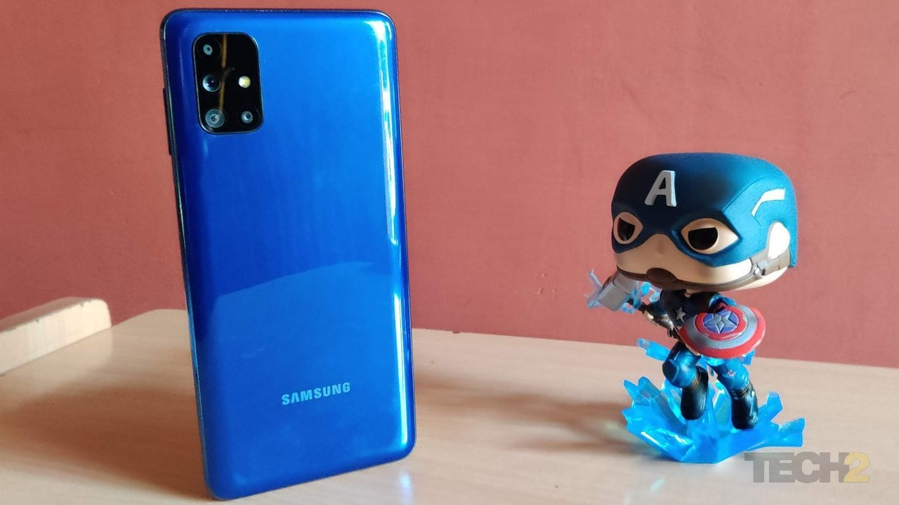 Samsung Galaxy M51 review: A 7,000 mAh battery monster
