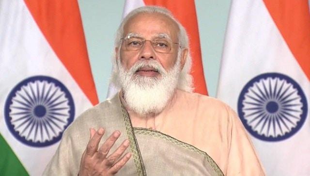 Narendra Modi's toast in Aligarh, trailer in Srinagar, teaser for Assam and Bengal