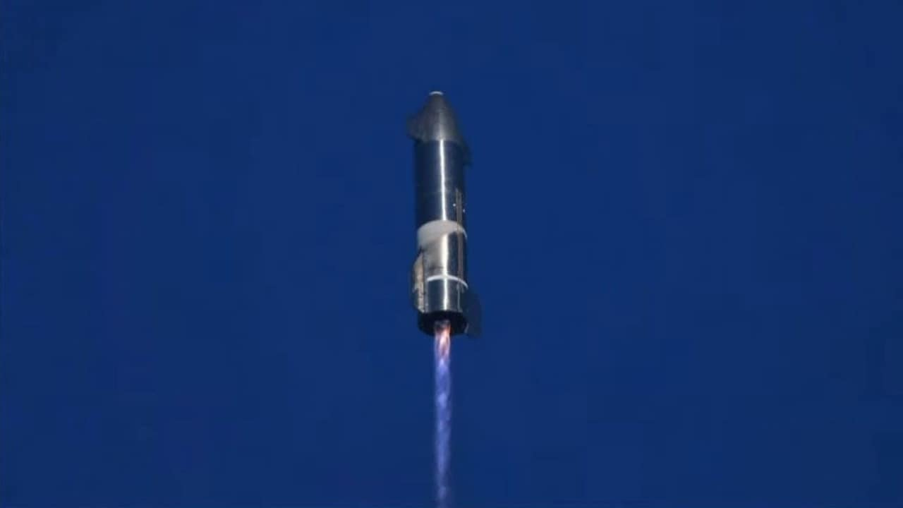 SpaceX SN8 prototype crashes in fireball after a partly-successful high-altitude test flight- Technology News, Gadgetclock