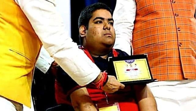 Youngster fighting cerebral palsy beats all odds to crack JEE (Main), secures 438 rank in entrance test