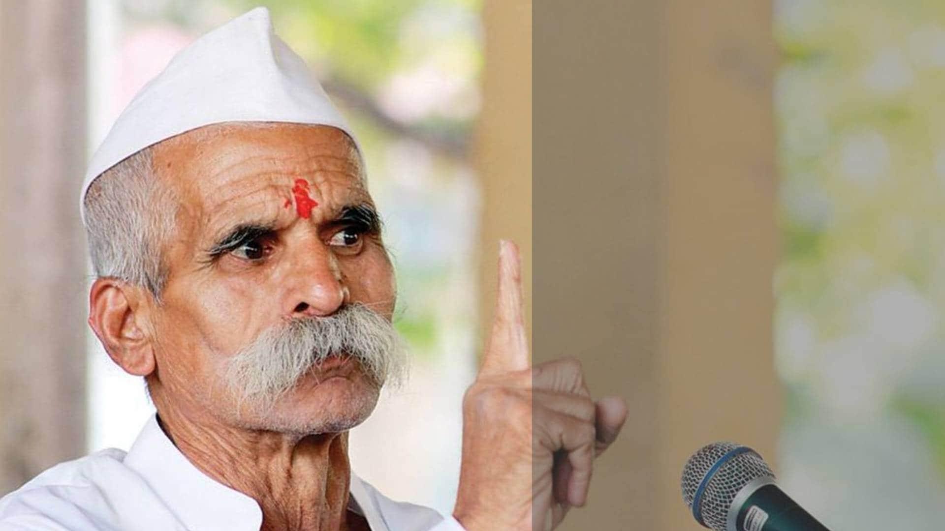 On the trail of Sambhaji Bhide: Ahead of Bhima Koregaon riots' 3rd anniversary, tracing the Hindutva leader's rise