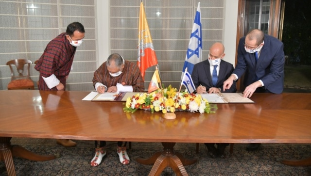 Israel establishes 'formal diplomatic relations' with Bhutan; deal to bolster multi-sector cooperation