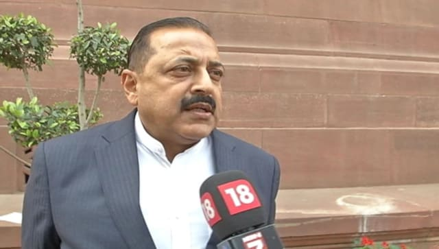 Not farmers but 'farm-grabbers' may lose land, says Union minister Jitendra Singh on new agri laws
