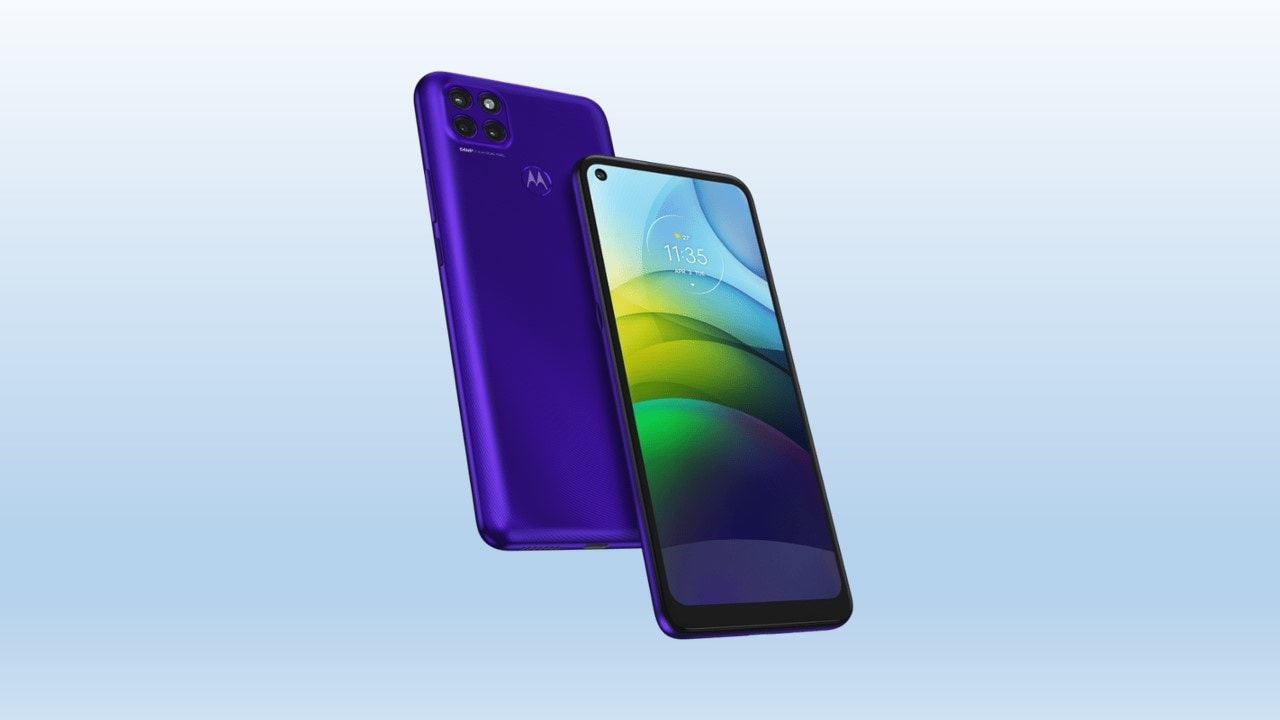 Moto G9 Power with a 64 MP triple rear camera setup at a price of Rs 11,999- Technology News, Gadgetclock