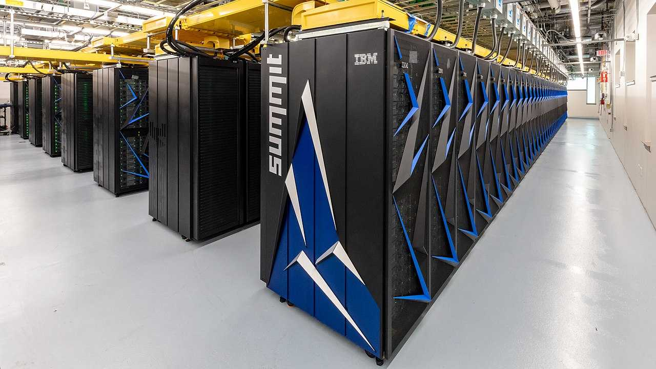 New HPE-Cray EX supercomputer can perform 20 quadrillion calculations per second
