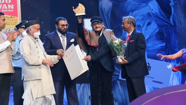 IFFI Goa 2021: Danish film Into the Darkness wins top honour; Biswajit Chatterjee bags Personality Of The Year Award - Entertainment News , Firstpost