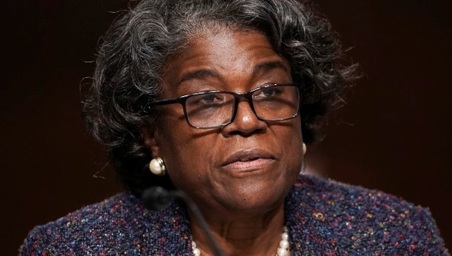 India's UNSC permanent seat bid a 'matter of discussion,' says Linda Thomas-Greenfield, likely next US envoy to world body