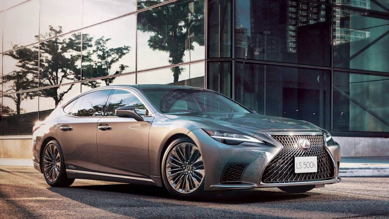 Lexus LS 500h, LS 500h Nishijin launched in India at Rs 1.91 crore, Rs 2.22 crore respectively- Technology News, Gadgetclock